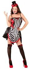 Femme sexy burlesque vampire halloween costume fancy dress costume uk 10-12-14