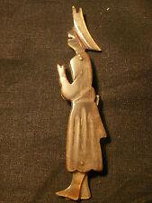 canif ancien moine corne cure oreille curiosa erotica objet curiosité coquin