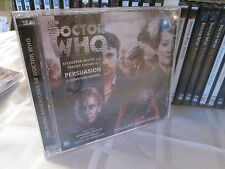 Doctor Who BIG FINISH audio cd 175. PERSUASION - SYLVESTER McCOY