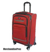 """JOSEPH ABBOUD 24"""" LUGGAGE 360 SPINNER EXPANDABLE  NEW!  4-WHEELS!!"""