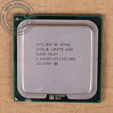 Intel Core 2 Quad Q9450 - 2.66 GHz (EU80569PJ067N) LGA 775 SLAWR CPU 1333 MHz