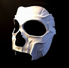 DEATH MASK Day of the Dead Mask VooDoo Witch Doctor Mask Skeleton Halloween Mask