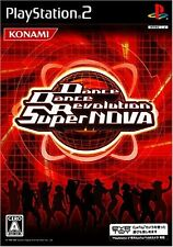 Used PS2 Dance Dance Revolution SuperNOVA Japan Import (Free Shipping)