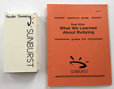 Sunburst What We Learned About Bullying School Counseling Video Guide Grade 2-4