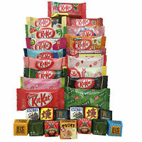 Japanese KitKat Nestle 30 chocolate 24 different  flavors Novelty Japanese Candy