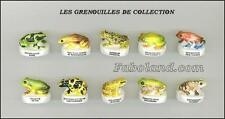 Feves  LES GRENOUILLES DE COLLECTION AN727  AR
