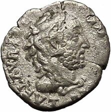 COMMODUS as HERCULES Megalomania 192AD Ancient Silver Roman Coin Club i43640
