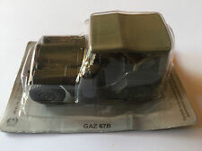 "DIE CAST "" GAZ 67B "" AUTO DELL' EST SCALA 1/43"
