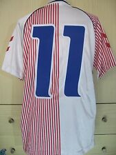 MICHAEL LAUDRUP DENMARK WORLD CUP 1986 VINTAGE FOOTBALL SHIRT SOCCER JERSEY L
