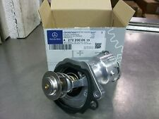 OEM GENUINE MERCEDES BENZ COOLANT THERMOSTAT FOR 273 ENGINES
