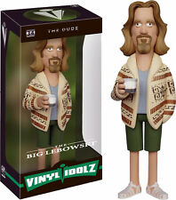 "FUNKO VINYL SUGAR VINYL IDOLZ BIG LEBOWSKI THE DUDE 9"" DESIGNER VINYL FIGURE"