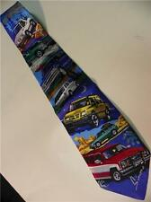 CHEVY SPORTS UTILITY VEHICLES NEW 100% SILK TIE 5459