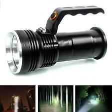 CREE XM-L 3000LM Rechargeable Police Tactical LED Flashlight Torch Handheld  SD2