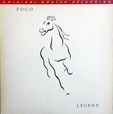 Poco - Legend  (LP Vinyl)  Original Master Recording  MFSL ***