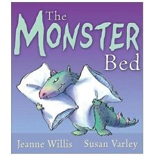 The Monster Bed by Jeanne Willis (2007, Picture Book)
