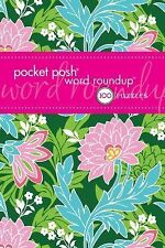 Pocket Posh Word Roundup No. 5 : 100 Puzzles by Puzzle Society Staff (2013,...