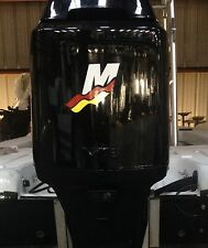 Mercury  Racing Outboard  Engine Decals