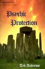 Psychic Protection by Ted Andrews (1998, Paperback)