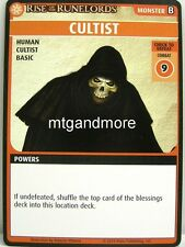 Pathfinder Adventure CARD GAME - 1x CULTIST-rise of the runelords