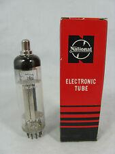 """Neue """"NOS new old stock"""" Elektronen Röhre National 17 Z 3  electron tube"""