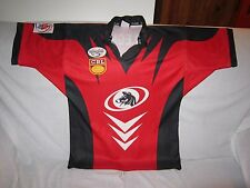 COUNTRY RUGBY LEAGUE ILLAWARRA 100 YEARS COLLEGIANS JERSEY SMALL #4