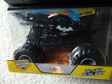 BATMAN 2015 Monster Jam Truck  1:24th scale The Big One