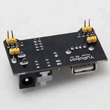 Pro Breadboard Power Supply Module MB102 3.3V/5V Arduino Solderless New Board