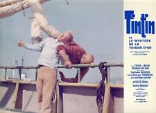 JEAN-PIERRE TALBOT TINTIN ET LE MYSTERE DE LA TOISON D'OR 1961 PHOTO ORIGINAL 17