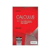 FAST SHIP - APOSTOL  2e Calculus, Vol. 1: One-Variable Calculus
