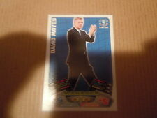Topps Match Attax Football 2011/12 - David Moyes