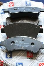 FRONT BRAKE PADS    Citroen Xsara mk2  Hatchback, Coupe and Estate   1.4 & 1.9 D