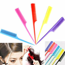 Wholesale Lovely Hair Make Accessory Care Styling Pointed Rat Tail Comb Durable