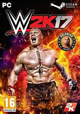 WWE 2K17 PC Game ORIGINAL (BRAND NEW) DIGITAL CODE IN BOX (NO PHYSICAL DISK)