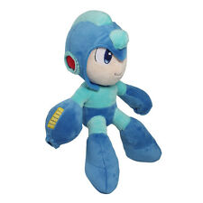 Mega Man Rockman Super Smash Bros Mario Light Soft Plush Toy Stuffed Animal 10""