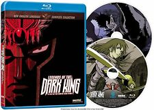 Legend of the Dark Kings: A Fist of the North Star Story BLURAY (814131017703)