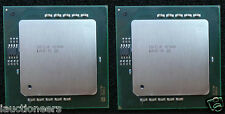 Matched Pair Intel Xeon X7350 2.93 GHz Quad-core Processor 604pin Tigerton CPU