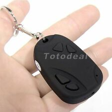 HD Mini Car Key Chain SPY DV Cam Hidden Camera DVR Video Recorder Camcorder WI5