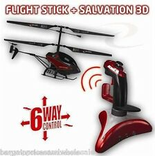 i-Bladez Flightstick and Salvation 3D Helicopter 6 Ways To Control Cool Gagdet