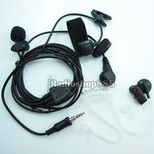 3 wire Earpiece PTT for YAESU VX6R VX-7R VertexStandard