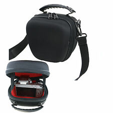 EVA Hard Shoulder Cae Bag For Panasonic DMC-TZ80EB,DMC-LX100,DMC-LX15