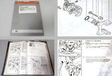 Reparaturleitfaden Audi 100 C4 S4 Fahrwerk Allrad QUATTRO Werkstatthandbuch 1993
