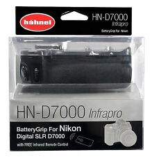 Hahnel HN-D7000 Battery Grip for Nikon D7000 for MB-D11 with Remote Control