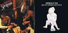 spriguns - revel/ time will pass  -digipak edition- CD