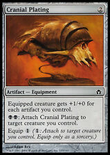 MTG CRANIAL PLATING POOR/MOLTO ROVINATA - PLACCA CEFALICA - FD - MAGIC