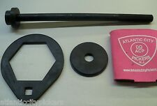 FORD ROTUNDA TOOL OTC T82T-3504-AH / BH BEARING CUP REPLACER & LOCK NUT WRENCH