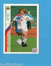 Figurina/CARDS-UPPER DECK 94 -WC USA 94- n.220- KULKOV - RUSSIA