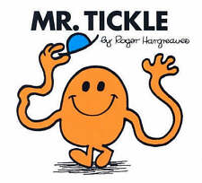 NEW (1)  MR TICKLE  ( BUY 5 GET 1 FREE book )  Little Miss Mr Men
