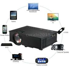 UNIC UC46 LCD Mini Projector 1080P Home Theater 1200Lumens WIFI HDMI TV USB G3M4