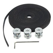 GT2 Aluminum Timing Pulley 5M Belt For RepRap Prusa Mendel 3D Printer