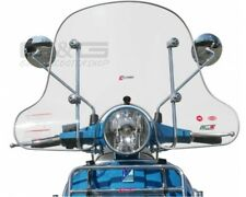Screen Windscreen Faco Clear glass Medium Piaggio Vespa PX 80 125 200